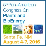 5th Pan–American Congress on Plants and BioEnergy